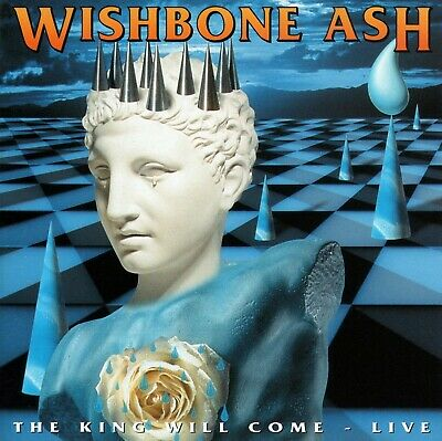 The King Will Come By Wishbone Ash CD Live Recordings, Original Line-up • 2.49£