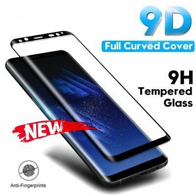 $ CDN8.87 • Buy Tempered Glass Film For Samsung Galaxy Note 8 9 10 20 S9 S8 S10 S20 Plus Ultra