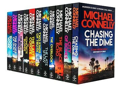 £29.99 • Buy Michael Connelly Harry Bosch Series 11 Books Collection Set Pack Blood Work