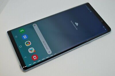 $ CDN355.98 • Buy  Samsung Galaxy Note 9 SM-N960U SILVER UNLOCKED GSM AT&T T-MOBILE VERIZON #L476