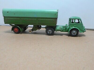 Vintage  French..cij...renault  Tractor And Trailor  With Canopy Made In France • 3.53£