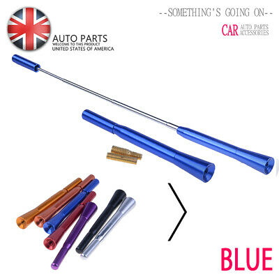 £4.99 • Buy Blue Bee Sting Car Stereo Aerial Ariel Arial Flexible Extend Roof Mounting UK Ni
