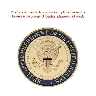 AU4.70 • Buy Commemorative Coin US 45th President DOnald Trump Collection Arts Gifts Souvenir