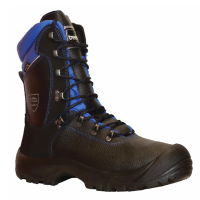 Treehog Extreme Waterproof Class 2 Chainsaw Boots Tree Surgery Scuff Resistant • 90£