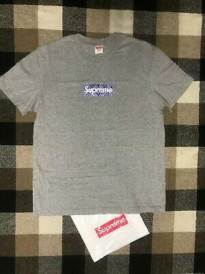 $ CDN49.76 • Buy Supreme Bandana Box Logo Pre-owned Gray Size L