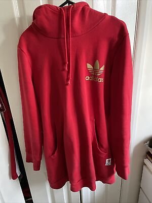 Adidas Team Gb Red Sweater Hoodie • 5£