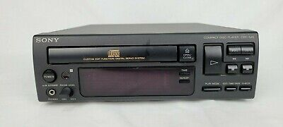 AU230 • Buy SONY CDP-S45 CD Compact Disc Player + Remote