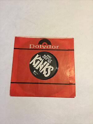 The Kinks - You Really Got Me / All Day And All Of The Night 7   Rk 1027 • 3.99£