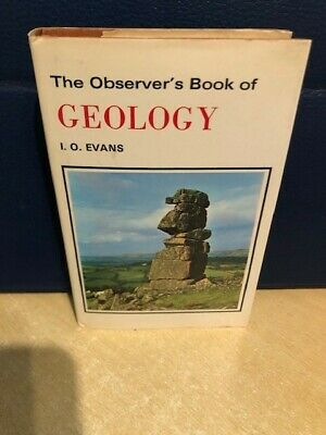 The Observer's Book Of Geology • 2.69£