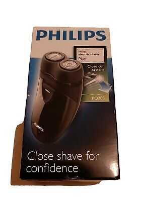 New Philips Electric Shaver Plus Battery Operated PQ203 Cordless Electric Shaver • 18.70£