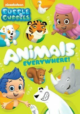 £7.04 • Buy Bubble Guppies: Animals Everywhere New Dvd