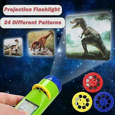 AU9.23 • Buy ✅Toys Kids Projector Torch 4 To 6 Years Old Girls Boys Educational Xmas Children