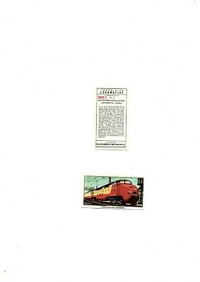 The Story Of The Locomotive Series 2 Full Set 16 Cards Ex Clean Condition • 4.89£
