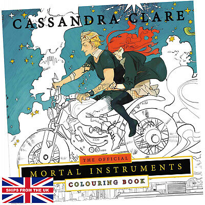 The Official Mortal Instruments Colouring Book (Colouring Books) (Paperback) • 12.99£