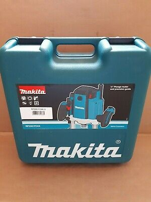 Makita RP2301FCXK/2 Plunge Router With Carry Case 1/2-Inch, 240 V • 299£