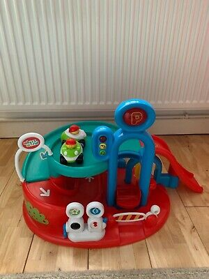 Childrens Toy Car Park • 8.50£