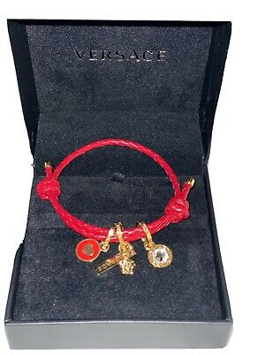 £250 • Buy VERSACE Limited Edition Charm Braclet