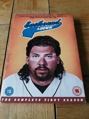 Eastbound And Down - Series 1 - Complete (DVD, 2010) • 2£