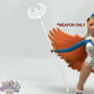 $10 • Buy PRE-ORDER MOTU - Sorceress Staff - White - Custom - Masters Of The Universe