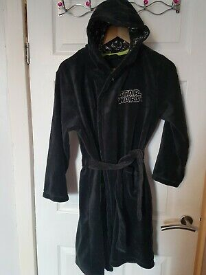 Boys Star Wars Dressing Gown 12-13 Years  • 0.99£