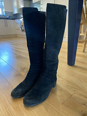 Stuart Weitzman Knee High Boots UK Size 6 US Size 8 • 45£