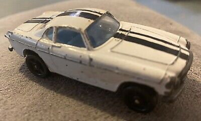 P.1800 Volvo Corgi Rockets  Nice Vintage P.1800 Please See Photos Used • 3£