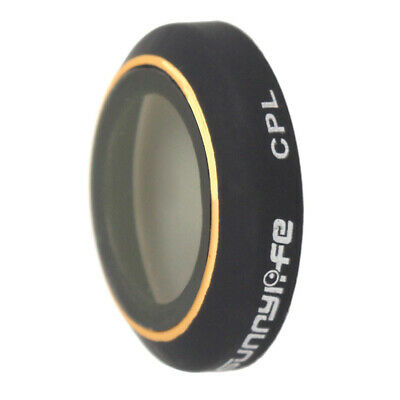 AU24.90 • Buy Camera HD Lens Filters CPL Gimbal Accessorie For DJI MAVIC PRO Drone Camera
