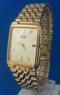 $ CDN95.69 • Buy Mens Vintage Seiko Watch.FREE 3 DAY PRIORITY SHIPPING.