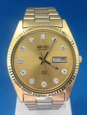 $ CDN153.11 • Buy Mens Vintage Seiko Watch.FREE 3 DAY PRIORITY SHIPPING.