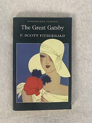 The Great Gatsby Book Scott Fitzgerald Great Condition • 3.50£