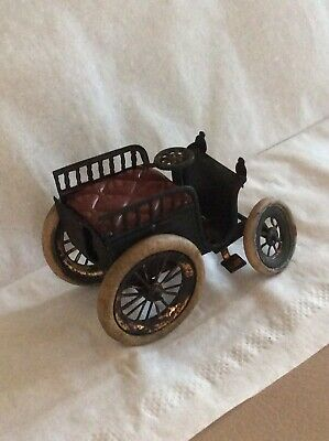 Antique Novelty Motor Car Originally With Tape Measure ( Now Missing ) • 10£