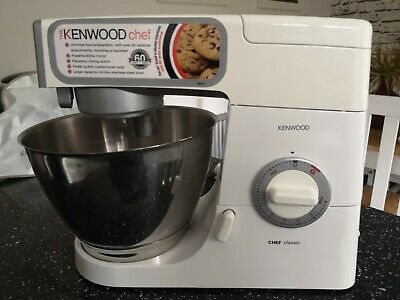 Kenwood Chef Classic Km336. Hardly Used, Looks Unused!!  • 97£