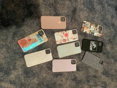 $ CDN6.35 • Buy IPHONE 11 Pro Max Lot Of 9 Cases Used