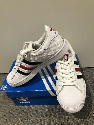 AU65 • Buy Adidas Superstar Shoes Size 12US Brand New