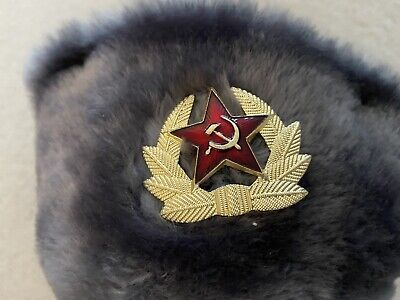 Russian Hat Military ? • 16.99£