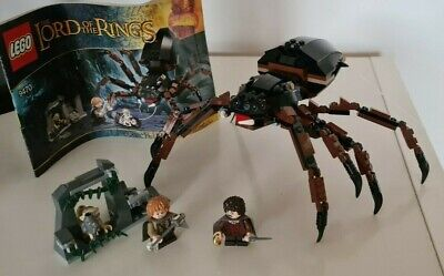 LEGO Lord Of The Rings - Shelob Attacks 9470 (See Description) • 17£