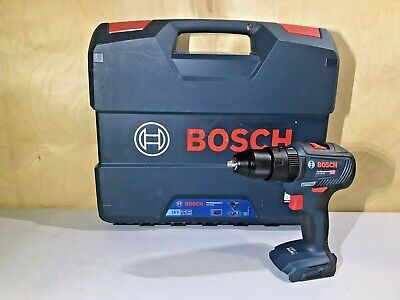 £71.99 • Buy Bosch GSB 18 V-55 Brushless Combi Drill Body PLUS CARRY CASE  *REDUCED TO CLEAR*