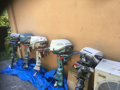 AU600 • Buy Evinrude Johnson 6hp Outboard Motor  LOOK – YOU MUST READ THIS!