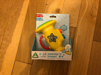 Early Learning Centre Baby Trumpet Toy • 3.80£