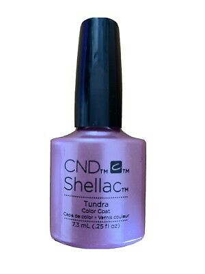 AU10 • Buy CND Shellac UV LED Gel Nail Polish 'Tundra' 7.3ml .25oz