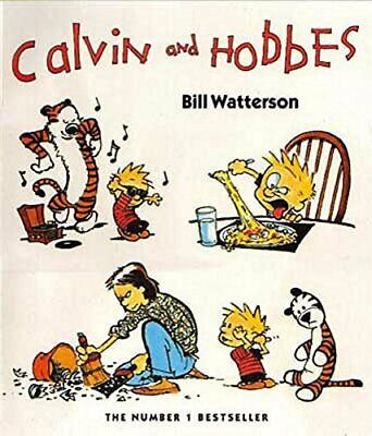 Calvin And Hobbes: The Calvin & Hobbes Series: B... By Watterson, Bill Paperback • 20.99£