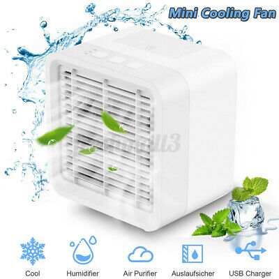 AU49.13 • Buy Air Conditioning Unit Cooling Fan Low Noise Cold Water Travel Hummidifier  ゃ र