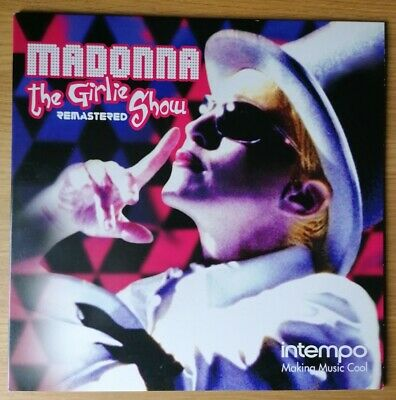 Madonna - The Girlie Show Vinyl LP • 5£