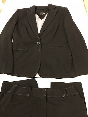 NEXT TROUSER SUIT, SIZE 18, Black. New, No Tags. Office, Smart, Funeral. • 20£
