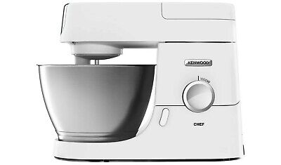 KENWOOD - Chef Kitchen Machine Stand Mixer, In White. New, Boxed, Model KVC3100W • 109£