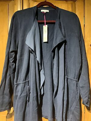Per Una L Marks And Spencers Ladies Knitted Jacket/ Cardigan Size 22 • 1£