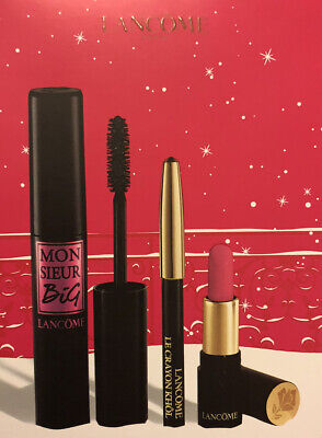 Lancome Monsieur Big Mascara Gift Set • 21£