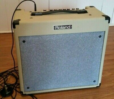 AU540 • Buy ROLAND Blues Cube BC-30 Guitar Amplifier Excellent Condition!  Will Freight