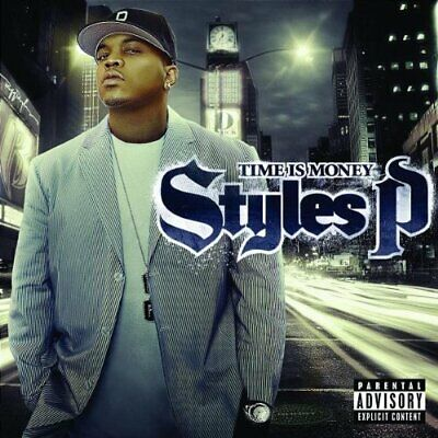 £20.98 • Buy Styles P. - Time Is Money - Styles P. CD V0VG The Cheap Fast Free Post The Cheap