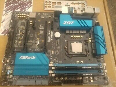 AU220 • Buy ASRock Z97 Extremely Core I5 4590 16gb DDR3